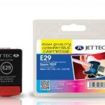 Epson T029 Colour Compatible Ink Cartridge by JetTec – E29