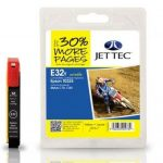 Epson T0324 Yellow Compatible Ink Cartridge by JetTec – E32Y