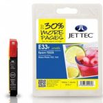 Epson T0334 Yellow Compatible Ink Cartridge by JetTec – E33Y