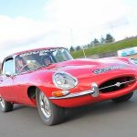E-Type Experience in Scotland
