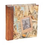 Kenro Euro Traveller Memo Album 200 6×4″/10x15cm  Photo Album