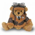 Roger The Bomber Command Bear