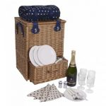 4 Person Deluxe Picnic Trolley