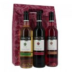 The Festive Triple Wine Gift