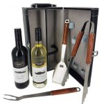 Barbecue and Wine Duet Case
