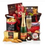 'The Merry and Bright' Gift Basket