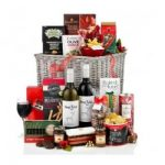 'By The Fireside' Gift Basket