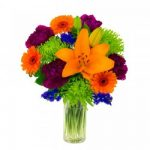 """Summer Breeze"" Fresh Floral Bouquet"