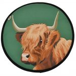 Angus the Highland Cow AGA Chefs Pad