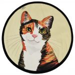 Dottie the Cat AGA Chefs Pad