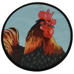 Hector the Cockerel AGA Chefs Pad