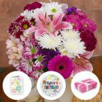 Luxury Birthday Flower Gift