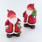 Santa Claus Decorative Table Top Ornaments x 1