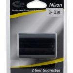 Nikon EN-EL20 Equivalent Digital Camera Battery by Inov8