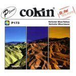 Cokin P173 Varicolour Polariser Blue/Yellow Filter