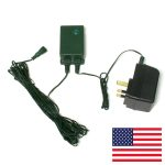 Small Connectable Power Pack, I.C.controller,10m Green cable,480 led max US Plug