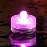 Battery Submersible LED Tea Light