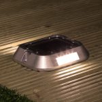 Super Solar Path Driveway Light