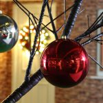 30cm Large Outdoor Commercial Bauble