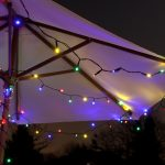 Solar Fairy Lights, 50 Multi Colour LED, 5m