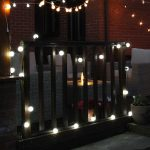8m White Festoon Party Lights – Connectable, 20 LEDs