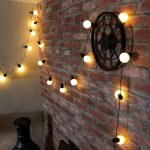 4.75m Festoon Party Lights, 20 LEDs