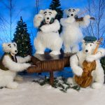 Animated Polar Bear Band