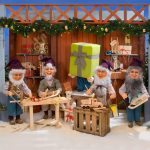 ANIMATED SANTA'S WORKSHOP