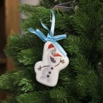 Frozen Olaf Hanging Christmas Tree Decoration