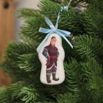 Frozen Kristoff Hanging Christmas Tree Decoration