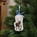 Frozen Sven Hanging Christmas Tree Decoration