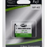 Fuji NP45 (Kodak KLIC 7006) Equivalent Digital Camera Battery by Inov8