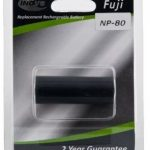 Fuji NP80 Equivalent Digital Camera Battery by Inov8