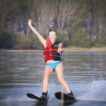 Waterskiing in Buckinghamshire