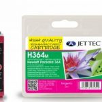 HP364 CB319EE Magenta Remanufactured Ink Cartridge by JetTec – H364M