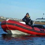 Powerboat Sunderland for Two