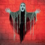 1.5m Halloween Battery Operated Reaper with Light & Sound