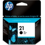 Genuine Black HP21 Ink Cartridge – C9351AE