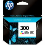 Genuine Tri-Colour HP300 Ink Cartridge – CC643EE