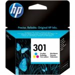 Genuine Tri-Colour HP301 Ink Cartridge – CH562EE