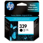 Genuine Black High Capacity HP339 Ink Cartridge – C8767EE