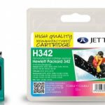 HP342 C9361EE C/M/Y Remanufactured Ink Cartridge by JetTec – H342