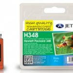 HP348 C9369EE Photo Remanufactured Ink Cartridge by JetTec – H348