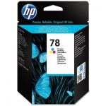 Genuine Tri-Colour HP78 Ink Cartridge – C6578D