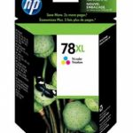 Genuine Tri-Colour High Capacity HP78 Ink Cartridge – C6578A