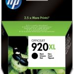 Genuine Black HP920XL Ink Cartridge – CD975AE