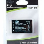 Fuji NP60 (Pentax D-Li2 / Casio NP-30) Equivalent Digital Camera Battery by Inov8