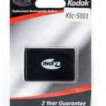 Kodak KLIC 5001 (Sanyo DB-L50) Equivalent Digital Camera Battery by Inov8