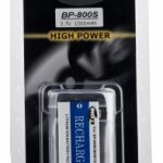 Kyocera BP-1000S (Konica DR-LB1) Equivalent Digital Camera Battery by Inov8