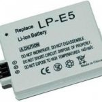 Canon LP-E5 Equivalent Digital Camera Battery by Inov8